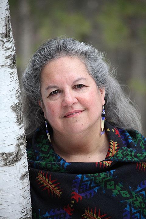 headshot of Robin Kimmerer