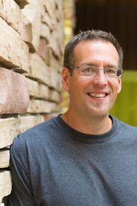 color photo of Derek Schutt, associate professor in the Dept. of Geosciences at CSU