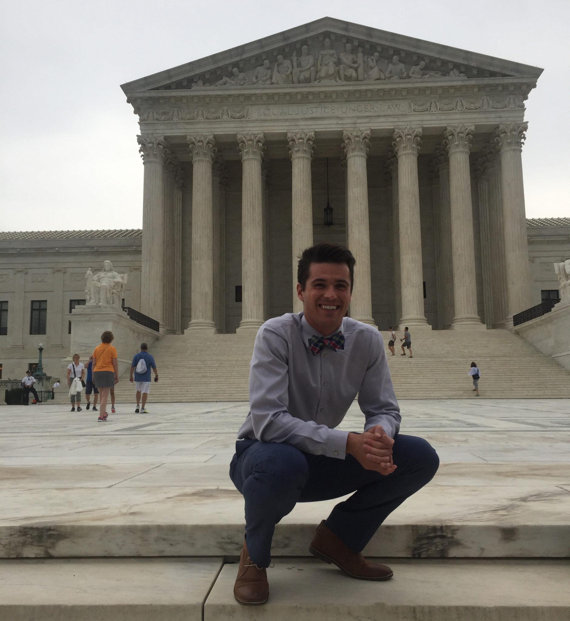 policy intern in Washington DC