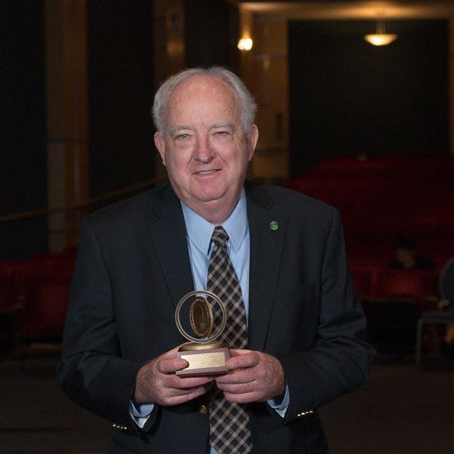 CSU Alumni with Gifford Pinchot Medal