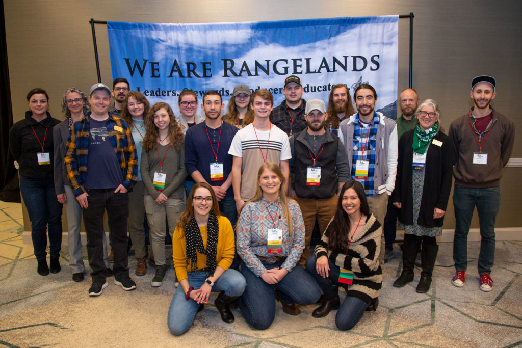 CSU Rangeland Group Photo