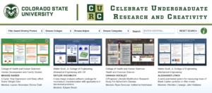 CURC awards page
