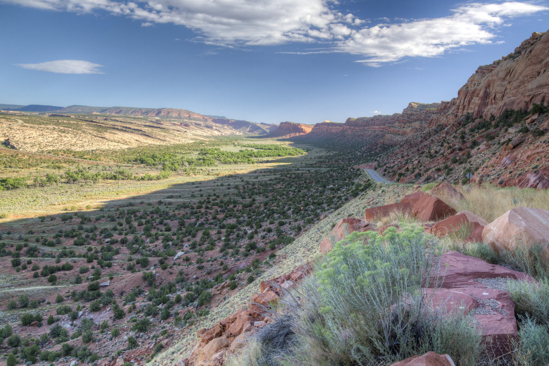 Bears Ears National Monument - Comb Wash Recreation Site Area