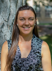 headshot of Daniela Cusack, researcher in the Warner College of Natural Resources