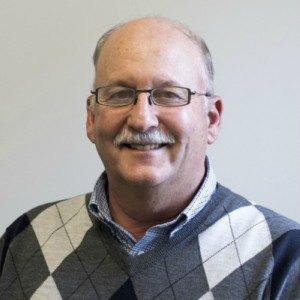 headshot of John Moore, head of Natural Resource Ecology Lab at CSU