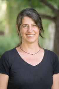 A headshot of Michele Betsill, former professor at CSU
